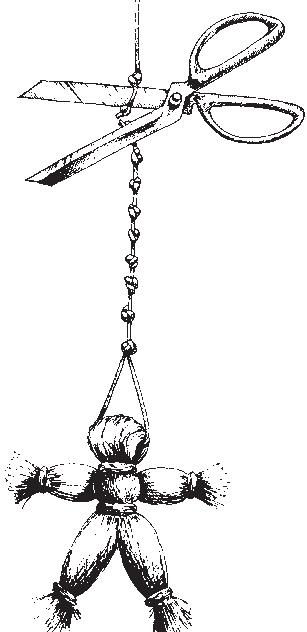 Bất tuân Luật Pháp giống như việc cắt một sợi dây với mười nút thắt. Bạn chỉ cần cắt một nút để cả sợi dây bị đứt đi. Cũng giống như vậy, bạn chỉ cần bất tuân một luật thì đã phạm tội việc vi phạm toàn bộ tiêu chuẩn của Đức Chúa Trời đề điều đúng và điều sai.